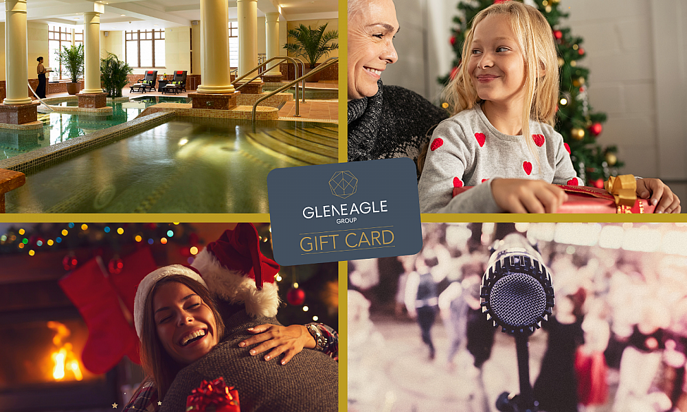 Gleneagle Hotel Group Gift Card